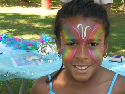 Dreams for Littles | Baltimore, MD | Face Painting | Photo #3