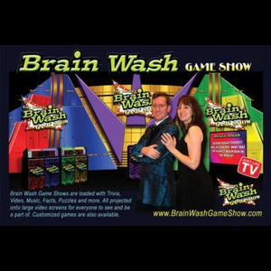 Brain Wash Game Show - Interactive Game Show Host - Riverside, NJ