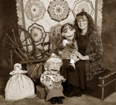 Lisa Laird & Friends-Spinning Tales Into Treasure | Orange City, IA | Motivational Speaker | Photo #5