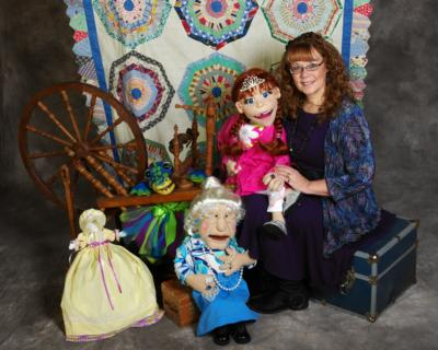 Lisa Laird & Friends-Spinning Tales Into Treasure | Orange City, IA | Motivational Speaker | Photo #3