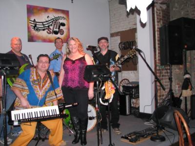 BIGFooT GRooVE | Raleigh, NC | Dance Band | Photo #1