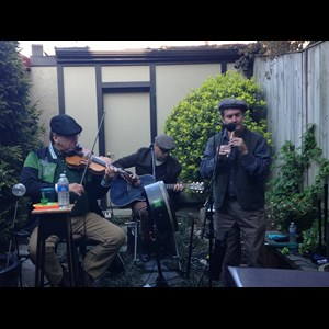 Roebuck Irish Band | Across the Pond