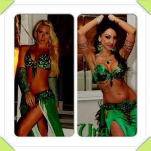 Diamonds Duo - Dazzling Belly Dance Duet - Belly Dancer - New York, NY