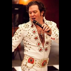 Coleridge Elvis Impersonator | Chad Champion Elvis Tribute Artist