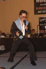 Chad Champion Elvis Tribute Artist | Charlotte, NC | Elvis Impersonator | Photo #8