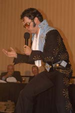 Chad Champion Elvis Tribute Artist | Charlotte, NC | Elvis Impersonator | Photo #9