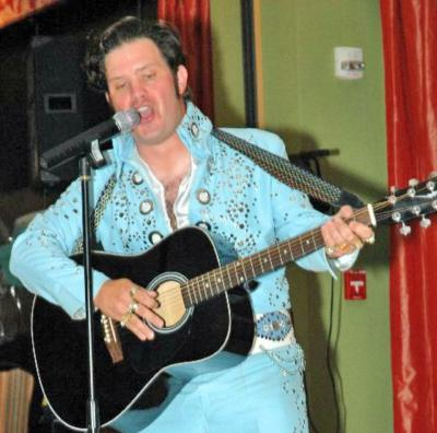 Chad Champion Elvis Tribute Artist | Charlotte, NC | Elvis Impersonator | Photo #13