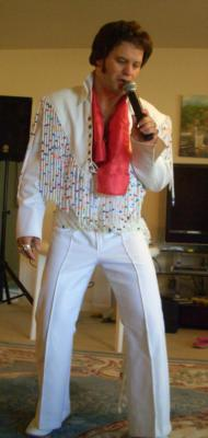 Chad Champion Elvis Tribute Artist | Charlotte, NC | Elvis Impersonator | Photo #14