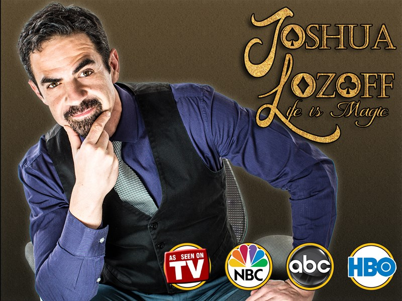 Joshua Lozoff: Life Is Magic - Comedian - Houston, TX