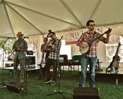 The String Fingers Band | Easton, CT | Bluegrass Band | Photo #18