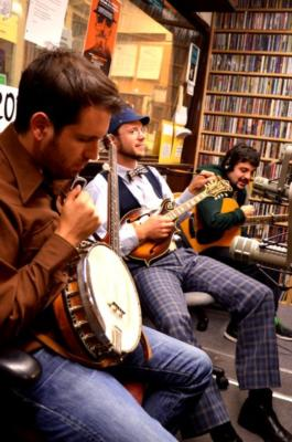 The String Fingers Band | Easton, CT | Bluegrass Band | Photo #10