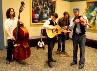 The String Fingers Band | Easton, CT | Bluegrass Band | Photo #4