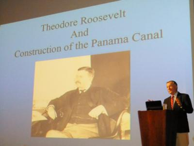 Former Chairman of Panama Canal -Aide to President | Port Charlotte, FL | Corporate Speaker | Photo #1