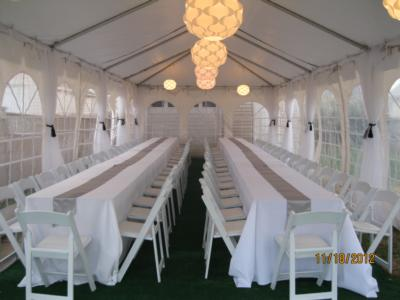 Sammy's Rental II llc | Warrenton, VA | Party Tent Rentals | Photo #15