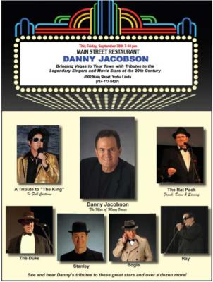 Danny Jacobson - Singing Impressionist | Long Beach, CA | Impersonator | Photo #11