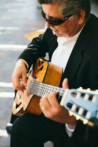 Wedding Guitarist Classical Spanish Pop - Pop Acoustic Guitarist - Santa Maria, CA