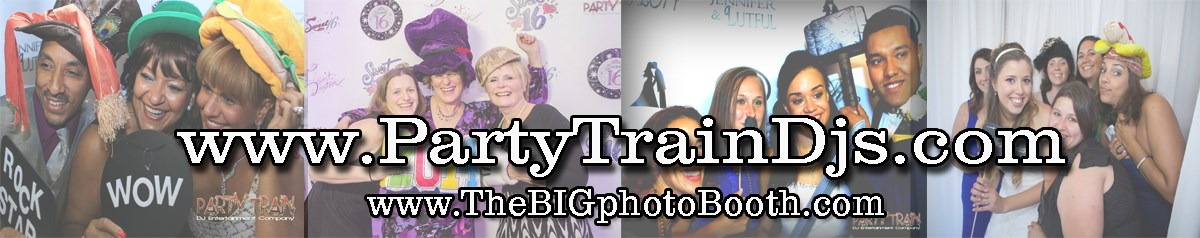 Party Train Photo Booth Company - Nassua