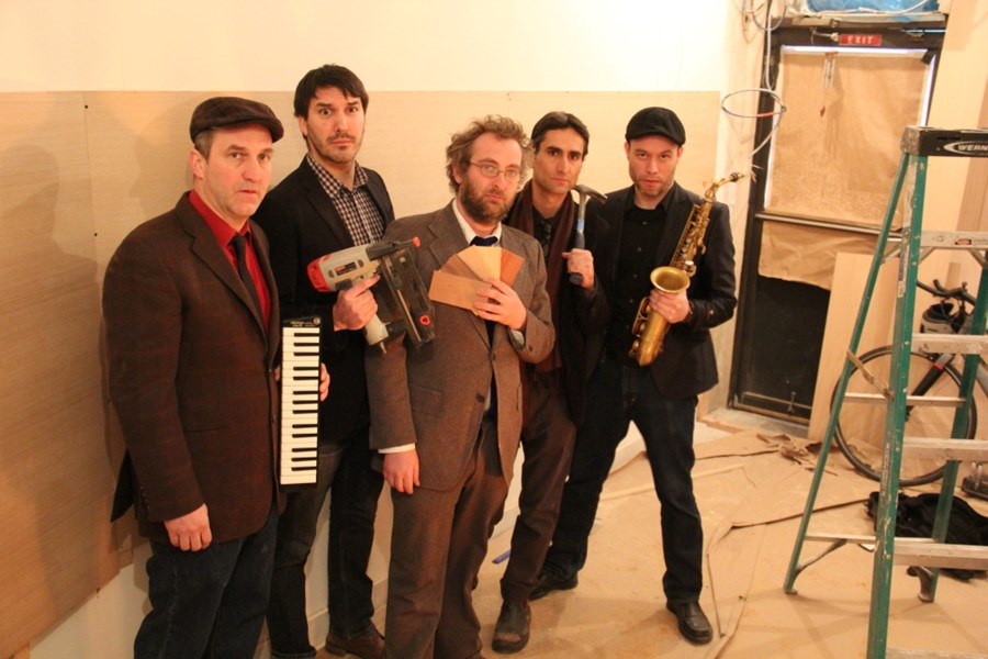 The Cabinetmakers - Jazz Band - Brooklyn, NY