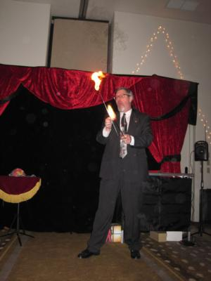 Faria-  Hypnotist, Mentalist, Magician | Colorado Springs, CO | Comedy Hypnotist | Photo #3