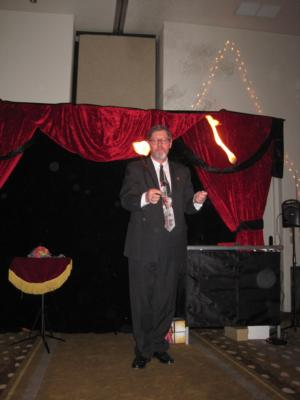 Faria-  Hypnotist, Mentalist, Magician | Colorado Springs, CO | Comedy Hypnotist | Photo #2