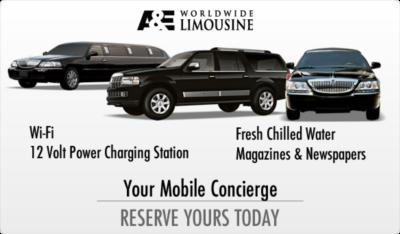 A&E Worldwide Limousine  | Los Angeles, CA | Event Limousine | Photo #17