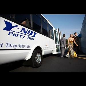 Missouri Bachelor Party Bus | Y-NOT Party Bus