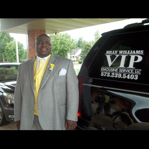 Olney Wedding Limo | Billy Williams VIP Limo