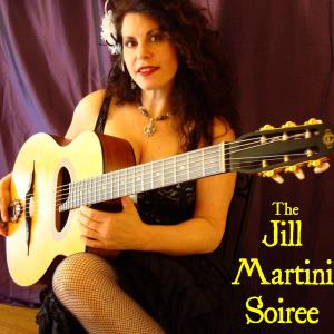 Guadalupe 30s Band | Jill Martini Soiree
