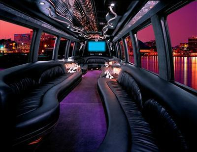 Around Town Limousine | Weymouth, MA | Party Bus | Photo #1