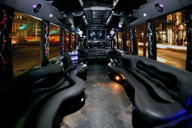 Le Limo Limousine - Party Bus - Shrewsbury, MA