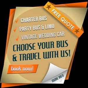 Washington, DC Party Bus | United Coachways