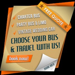 Garden City Party Bus | United Coachways