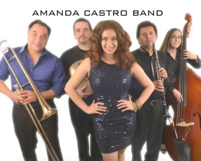 The Amanda Castro Band | Alta Loma, CA | Jazz Band | Photo #2