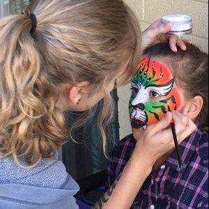 Arizona Face Painter | Erica's Funny Faces