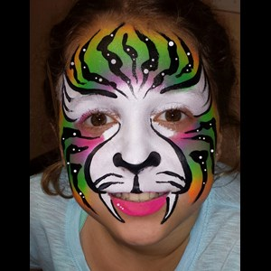 Chandler Face Painter | Erica's Funny Faces