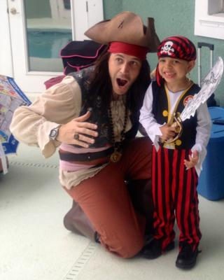 Pirate, Princess And Superheros | Melbourne, FL | Princess Party | Photo #16