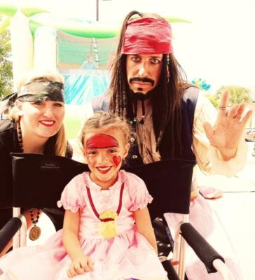 Pirate, Princess And Superheros | Melbourne, FL | Princess Party | Photo #3