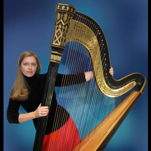Deer Creek Harpist | Anne Morse-Hambrock