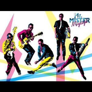 Mr. Mister Miyagi - 80s Band - Long Beach, CA