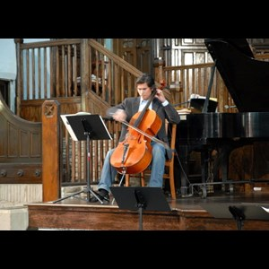 California Cellist | Daniel Lemes