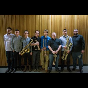 Newport Center 40s Band | Taylor Donaldson