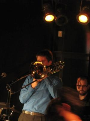 Taylor Donaldson | Montreal, QC | Jazz Band | Photo #5