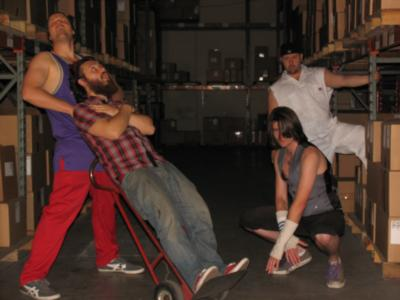 PuRpLeStAin-RHCP Tribute band | Camarillo, CA | Cover Band | Photo #9