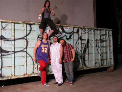 PuRpLeStAin-RHCP Tribute band | Camarillo, CA | Cover Band | Photo #8