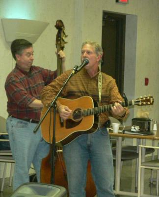 Bob Welp & I can add a fiddle/mandolin player too | Norman, OK | Country Acoustic Guitar | Photo #2