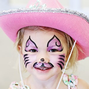 Oklahoma City Face Painter | Fancy Faces Face Painting