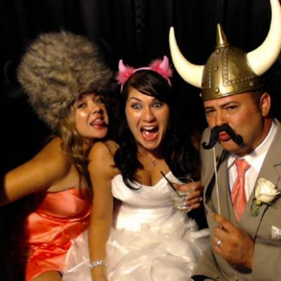SnapShotDJ Photobooth GreenScreen &LED Up Lighting | Orange, CA | Photo Booth Rental | Photo #15