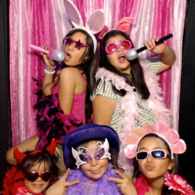 SnapShotDJ Photobooth GreenScreen &LED Up Lighting | Orange, CA | Photo Booth Rental | Photo #13