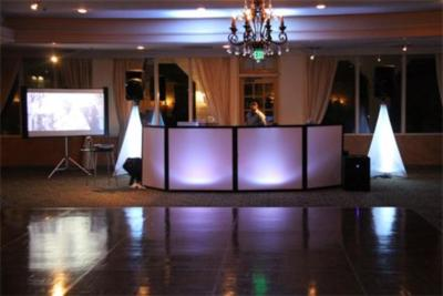 SnapShotDJ Photobooth GreenScreen &LED Up Lighting | Orange, CA | Photo Booth Rental | Photo #4