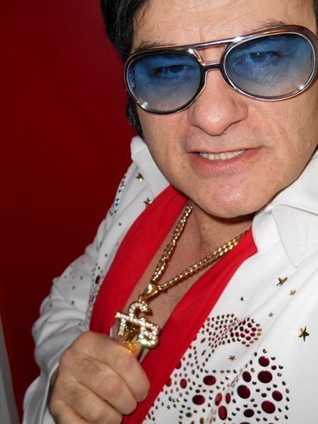 GREGORY LIONS - Elvis Impersonator - Hillside, NJ